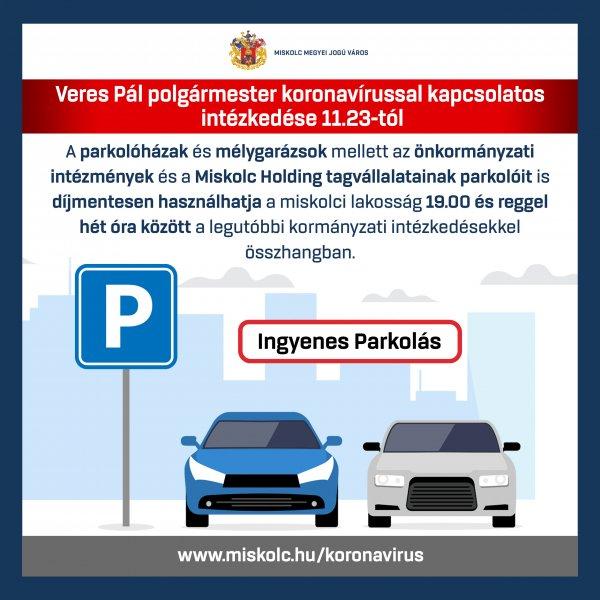 parkolók, garázsok használata